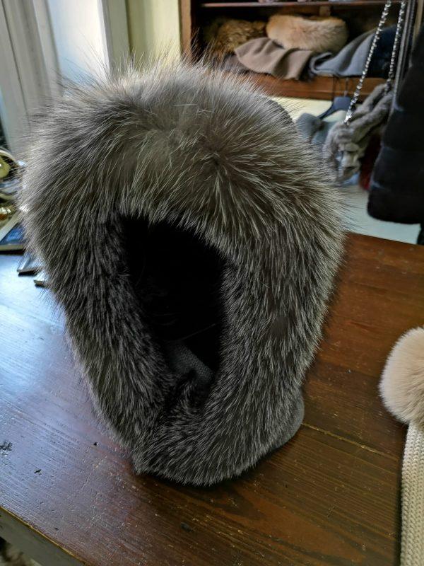 cappello di pelliccia
